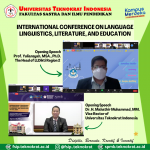 1st Day of International Conference On Language, Linguistics, Literature And Education (ICLLLE)